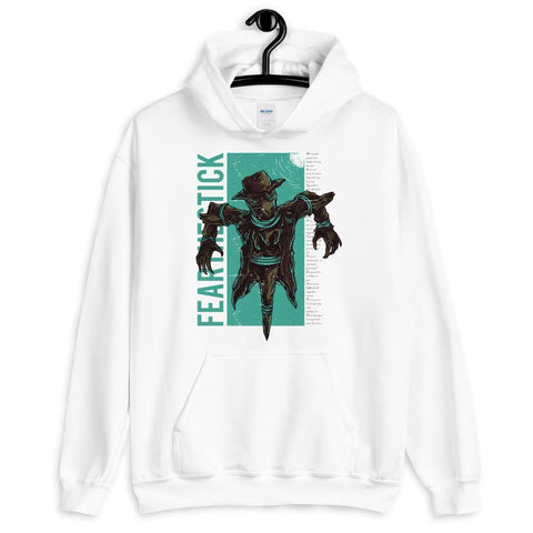 Fear the Stick - Hoodie - Wondersquare