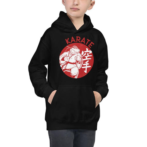 Karate - Sweat Enfant - Wondersquare