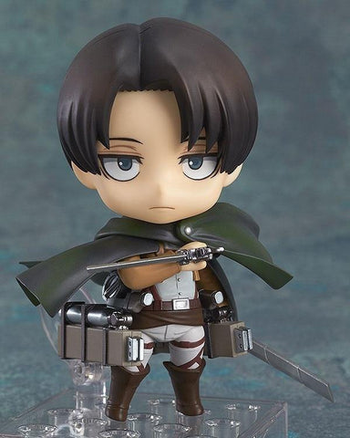 Nendoroid Attack on Titan Levi Rivaille - Wondersquare