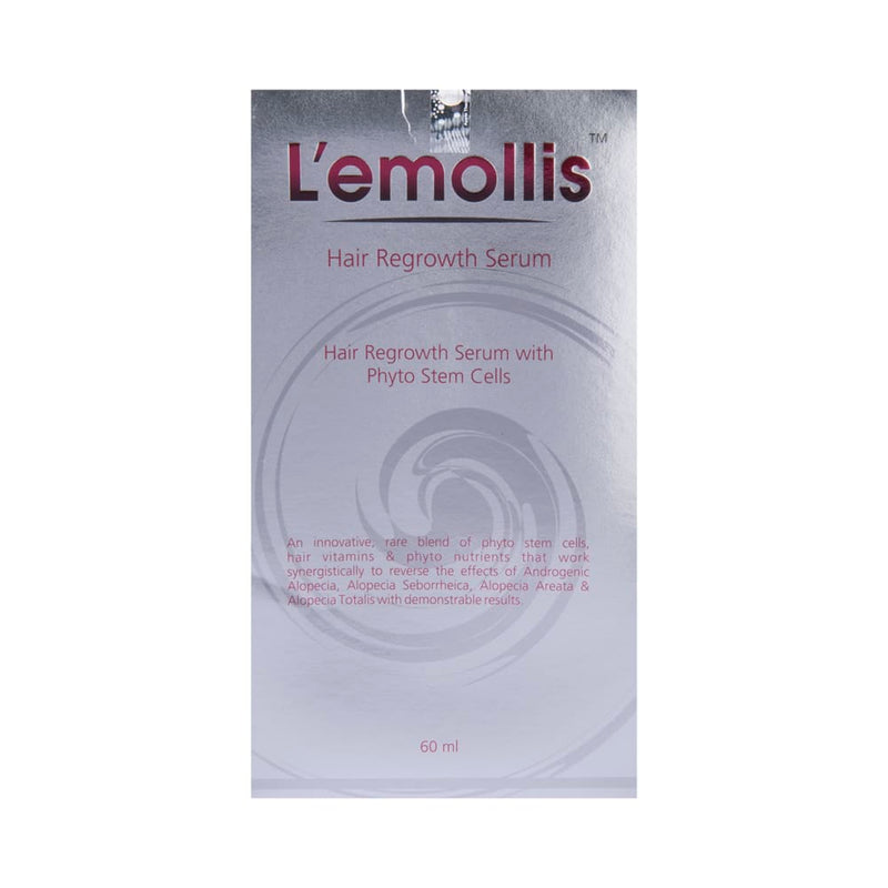 L`emollis Hair Regrowth Serum 60ML