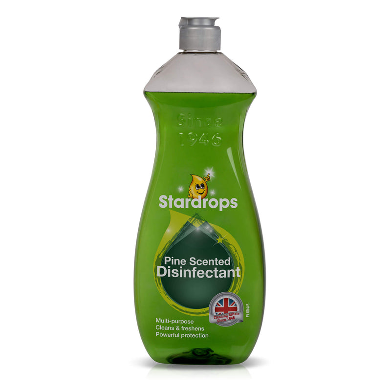 Stardrops Pine Scented Disinfectant 750 ml