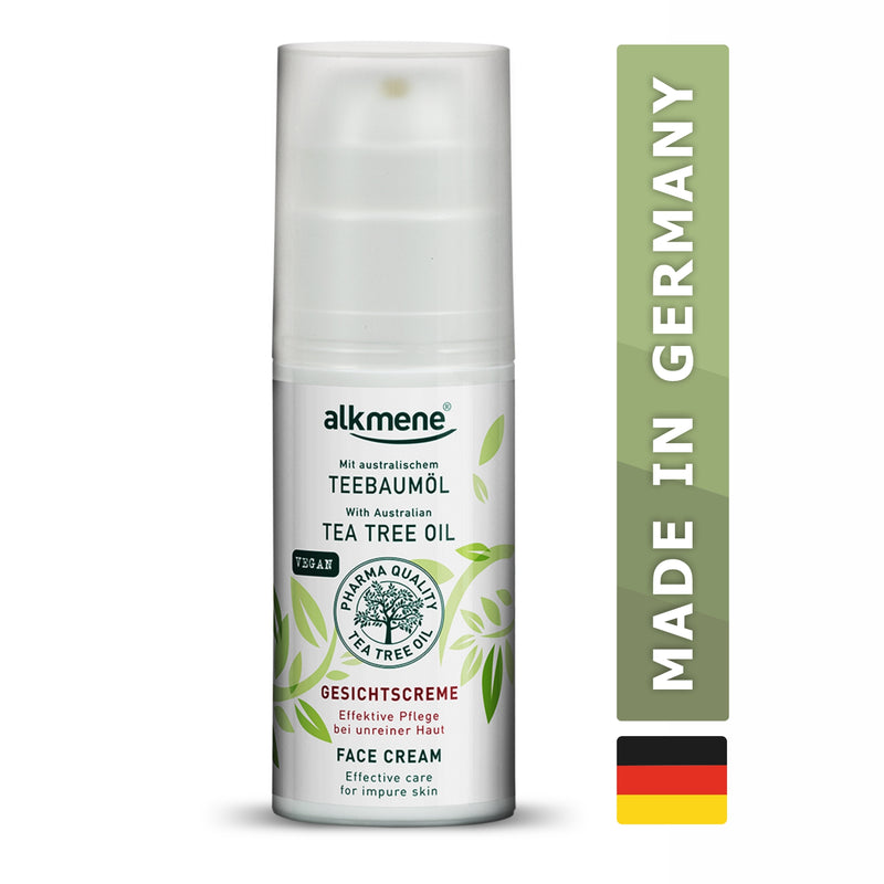 Alkmene Tea Tree Facial Cream