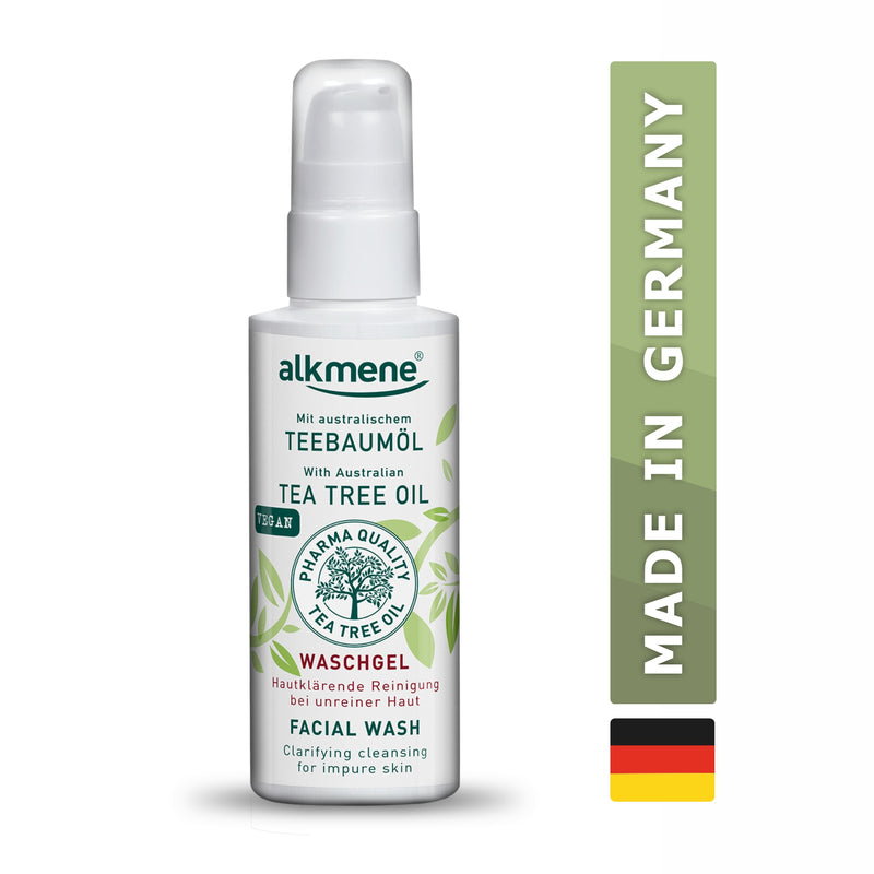 Alkmene Tea Tree Facial Wash
