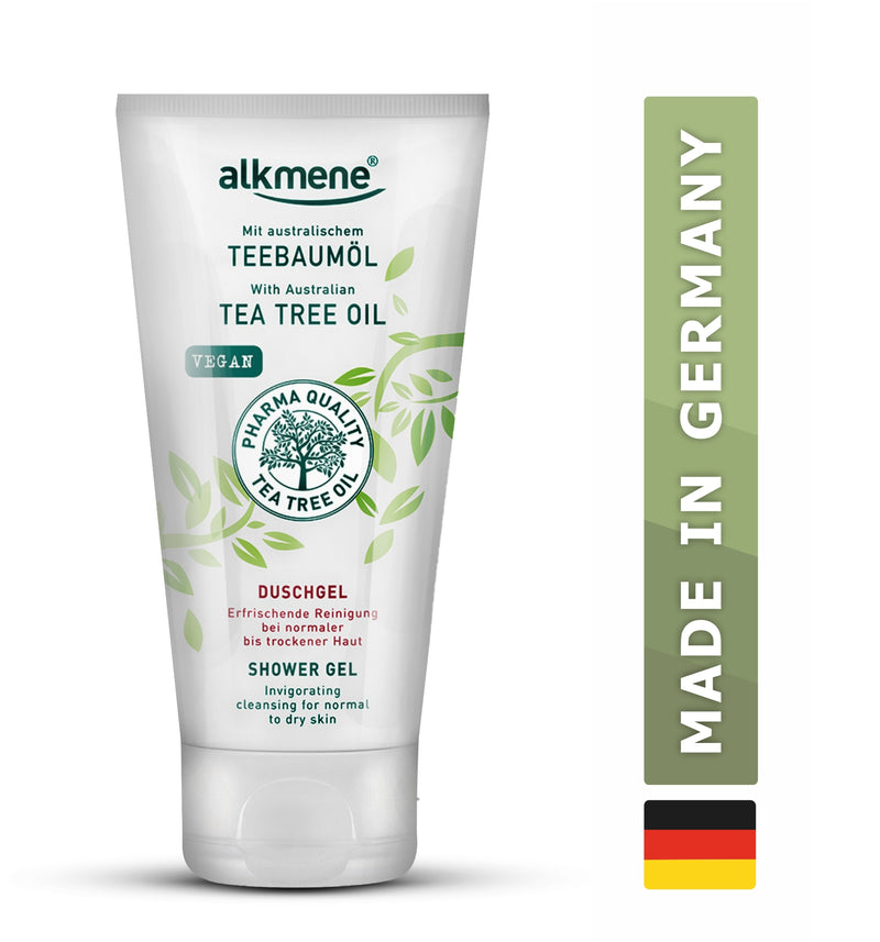 Alkmene Tea Tree Shower Gel