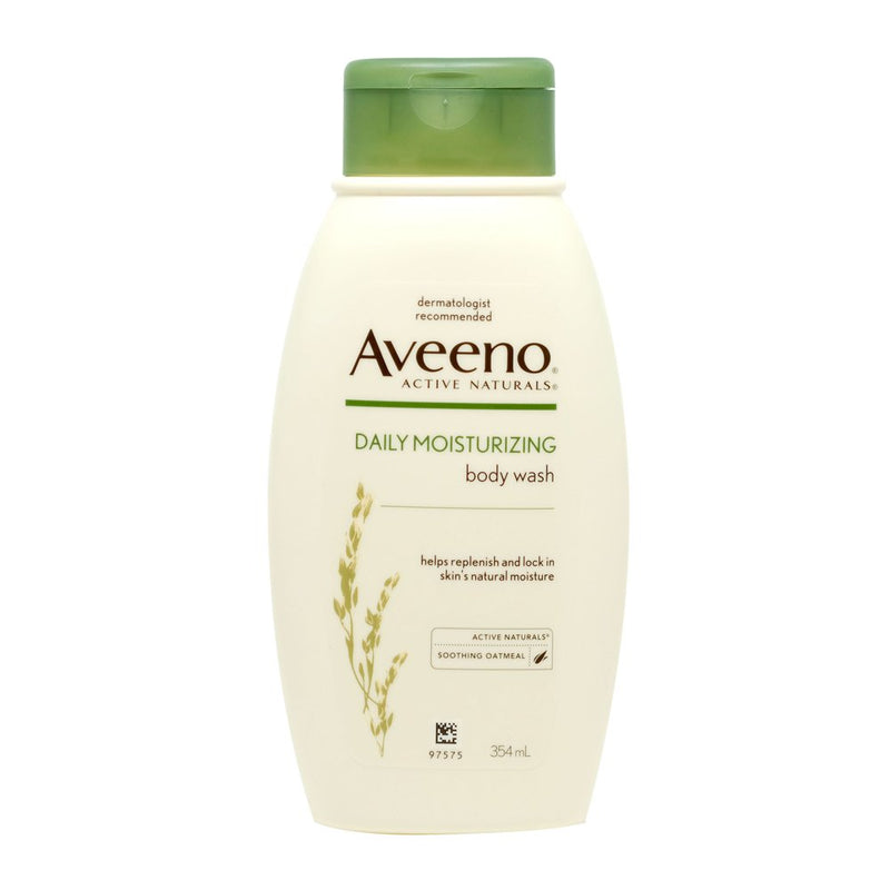 Aveeno Daily Moisturizing Body Wash 354ml