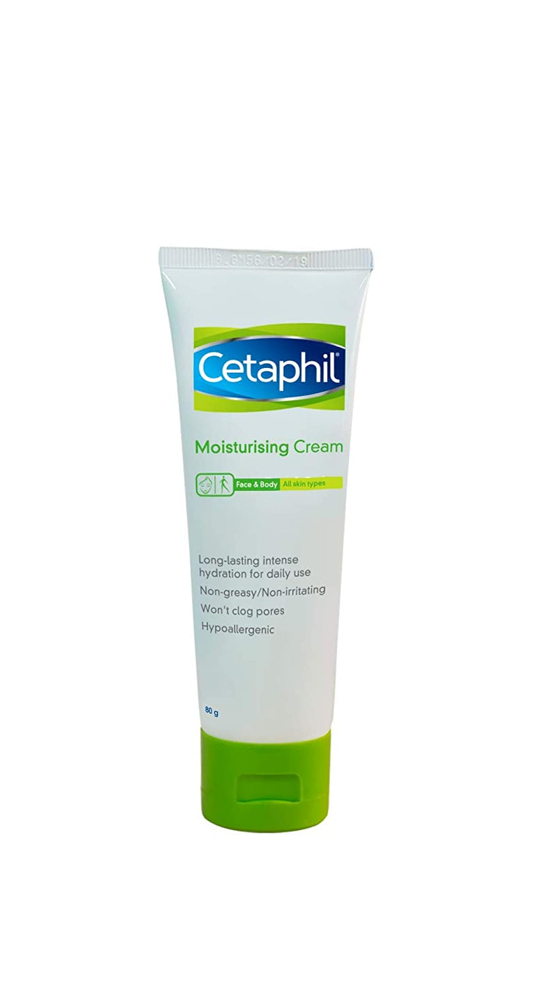 Cetaphil Moisturising Cream-80 gm