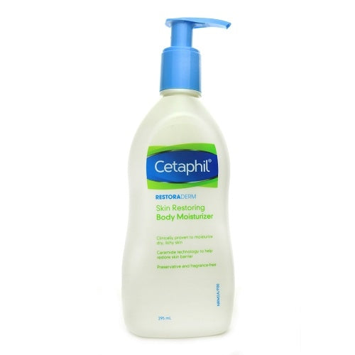 Cetaphil Restoraderm Body Lotion Moisturizer 295ml