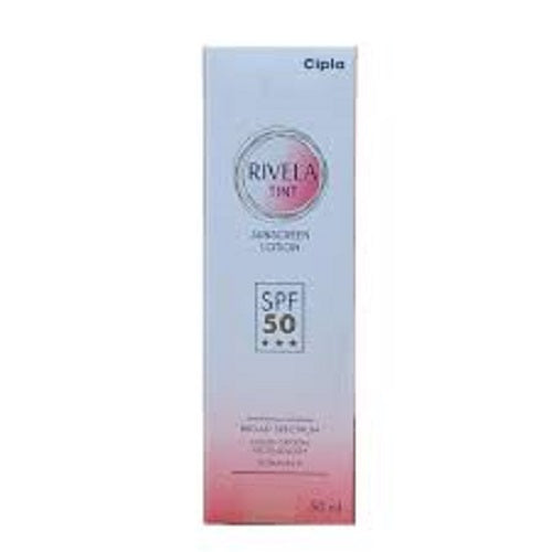 Cipla Rivela Tint Sunscreen Lotion SPF 50