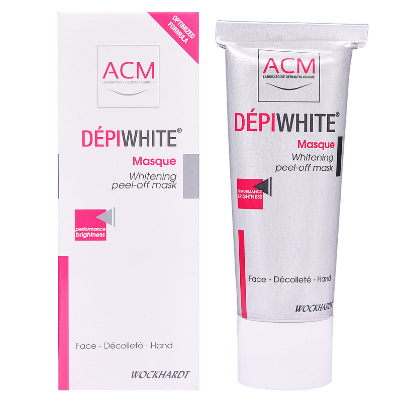Depiwhite Masque Whitening peel-off mask