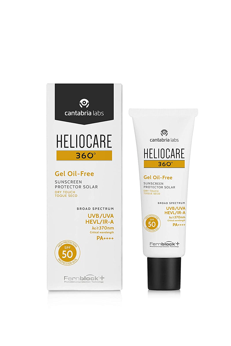 Heliocare 360° Gel Oil-Free SPF 50 -50 ml