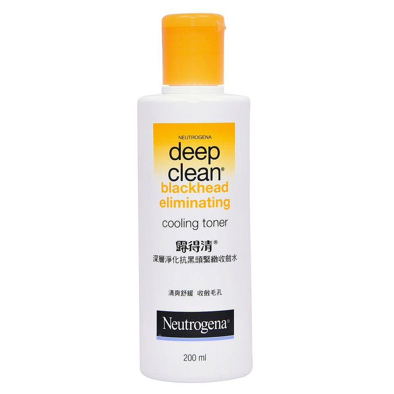 Neutrogena Deep Clean Blackhead Eliminating Toner