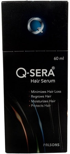 Q sera Hair Serum 60ml