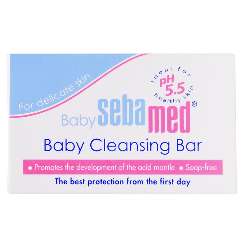 Sebamed Baby Cleansing Bar-100gm