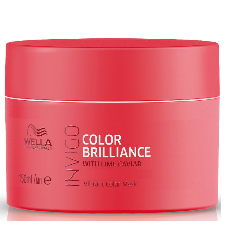 Wella Professionals Invigo Color Brilliance Mask 150 ml