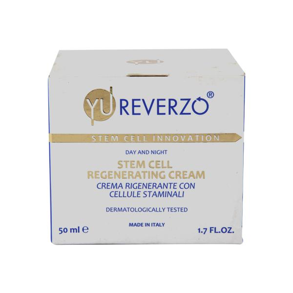 Yureverzo Stem Cell Regenerating day night cream, 50g