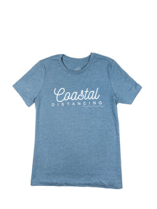 Women's Coastal Distancing Tee