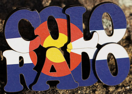 COLORADO 3D Magnet