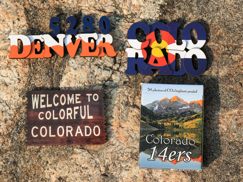 Denver/Colorado souvenir bundle
