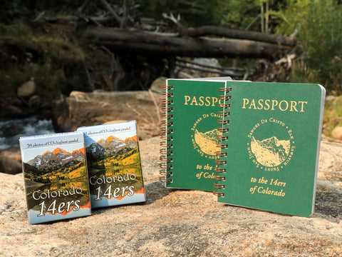 14er Deck/Passport Companion Bundle