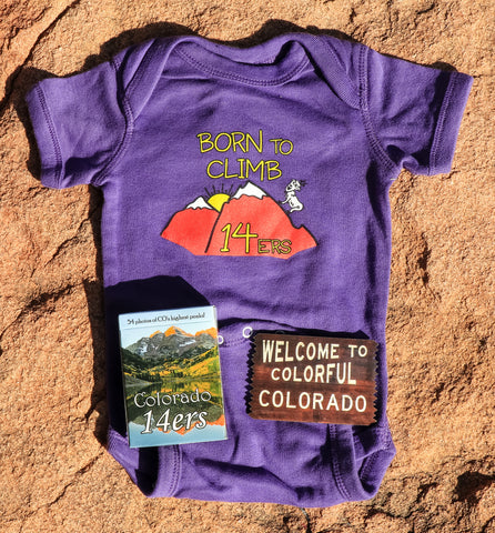 14er Baby Shower Bundle