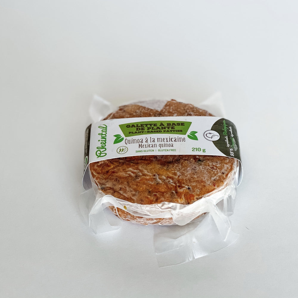 Load image into Gallery viewer, Galettes végétales Quinoa à la mexicaine 88% bio