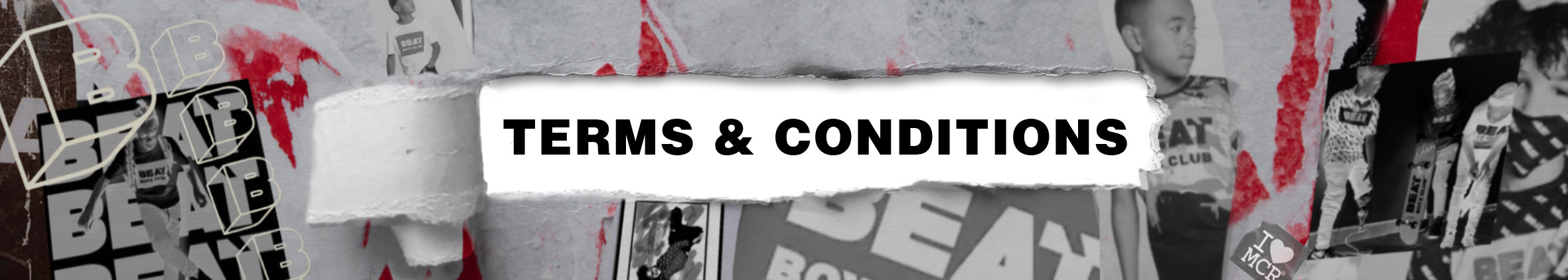 Beat Boyz Club Terms and Conditions