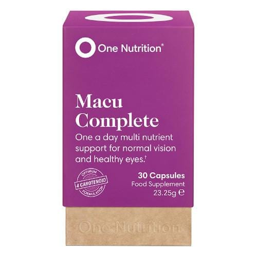 One Nutrition Macu Complete, 30 Capsules image