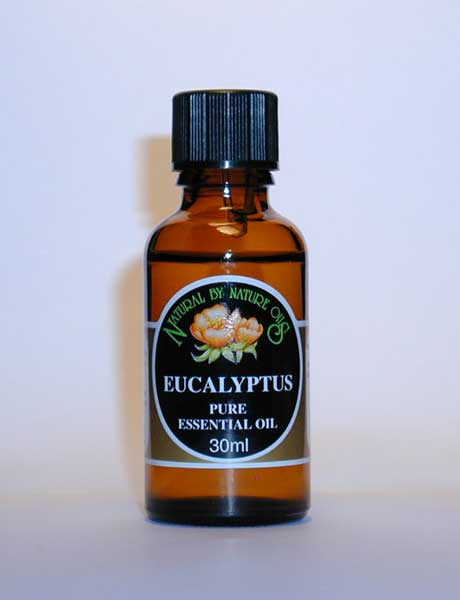 Natural By Nature Eucalyptus, 30ml image