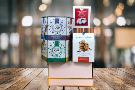 chocolate chip cookies tea gifts for him or her gift baskets