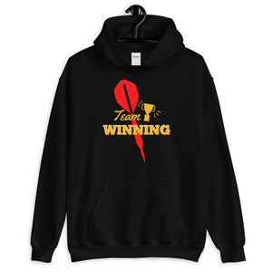 TEAM WINNING! - Dart Kapuzenpullover