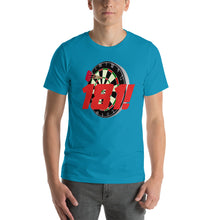 Laden Sie das Bild in den Galerie-Viewer, 181! Darts Fun-T-Shirt