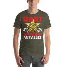 Laden Sie das Bild in den Galerie-Viewer, Kurzärmeliges Unisex-T-Shirt