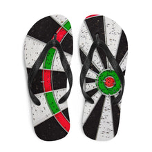 Laden Sie das Bild in den Galerie-Viewer, Darts Flip-Flops