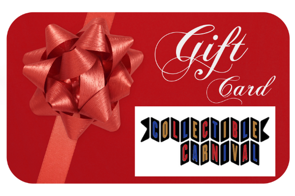 Collectible Carnival gift card