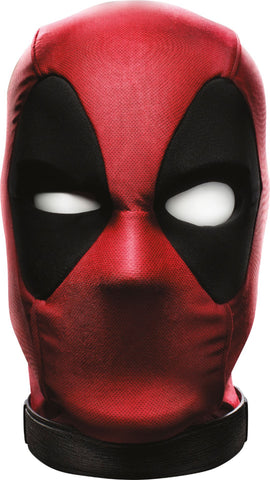 Marvel Legends Interactive Electronic Deadpool's Head - It Talks!