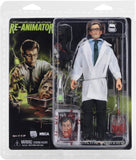 "Re-Animator Herbert West 8"" Clothed Action Figure"