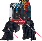 Star Wars Emergence of the Sith Action Figure 2 Pack