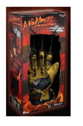 A Nightmare on Elm Street - Freddy's Glove in box