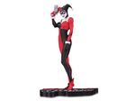 "Limited Edition Red, White & Black 7"" Harley Quinn Statue"