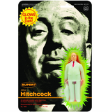 Alfred Hitchcock Glow-in-the-Dark ReAction Figure