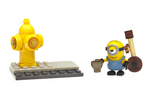 Despicable Me Mega Bloks Hydrant Crush
