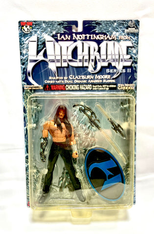 Ian Nottingham from Witchblade Series II