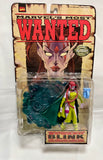 Marvel Collector Editions Marvel's Most Wanted - Blink Action Figure