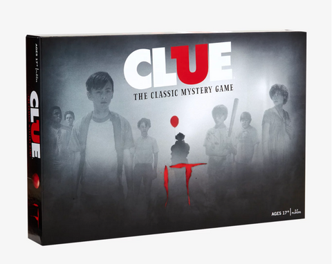 Clue Mystery Game - IT Edition