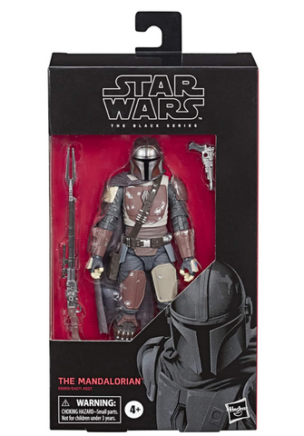 Star Wars Black Series The Mandalorian Deluxe 6-inch Figures
