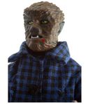 "Mego Retro Face of The Screaming Werewolf 8"" Action Figure"