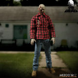 Dawn of the Dead One:12 2-Pack: Plaid Shirt and Flyboy Zombie Action Figures