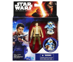 Star Wars The Force Awakens Poe Dameron Armor UP Action Figure