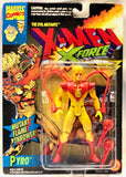 X-Men X-Force Pyro Action Figure