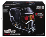 Marvel Star Lord electronic helmet - product box view